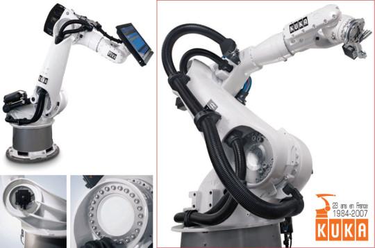 KUKA Propose Une Nouvelle Gamme Complète De Robots