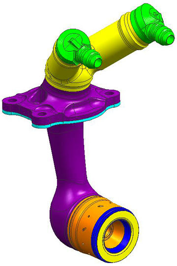 fabrication additive injecteur