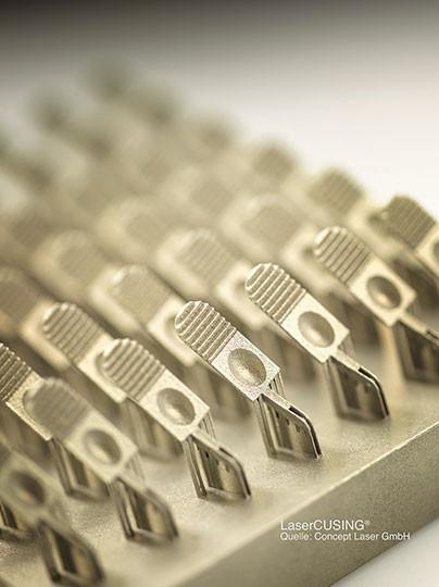 fabrication additive acier inoxydable