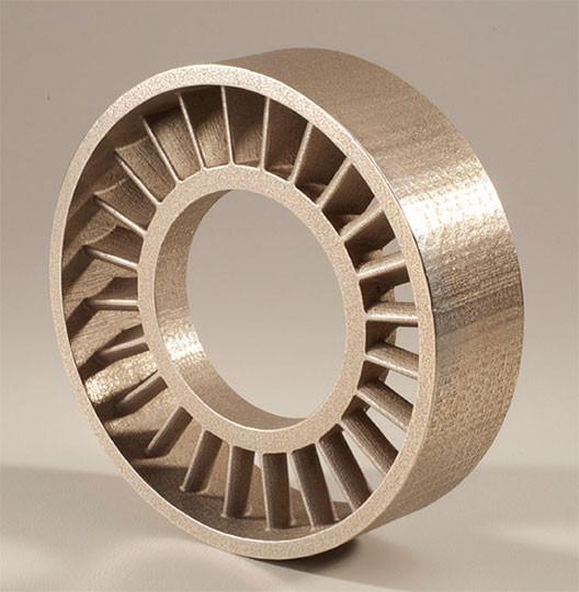 fusion metallique laser inconel
