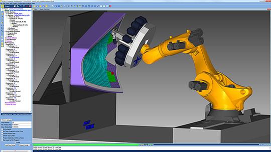 simulation composite