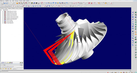 turbine usinee mecaplus