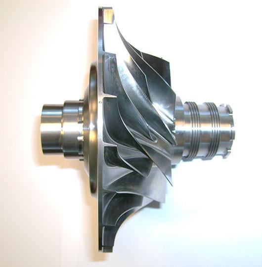 usinage turbine mecaplus