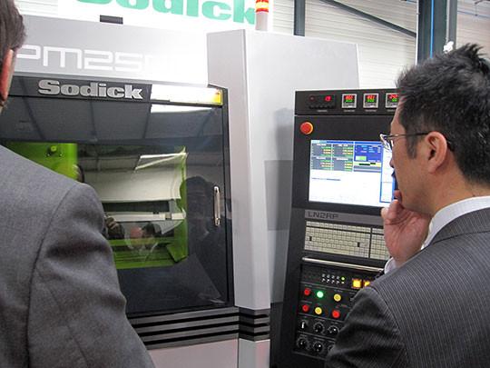 machine hybride fabrication additive