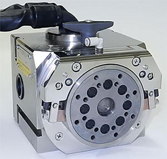diviseur electroerosion usinage 5 axes