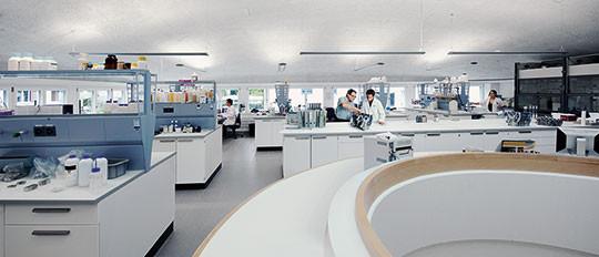 laboratoire blaser