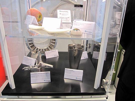 pieces Institut Fraunhofer