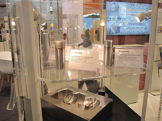 fabrication additive metal