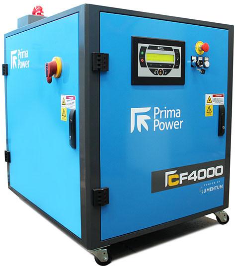 source laser fibre prima power