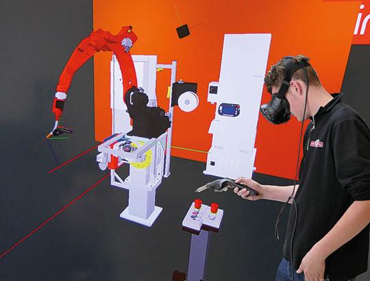 programmation hors ligne robot soudage