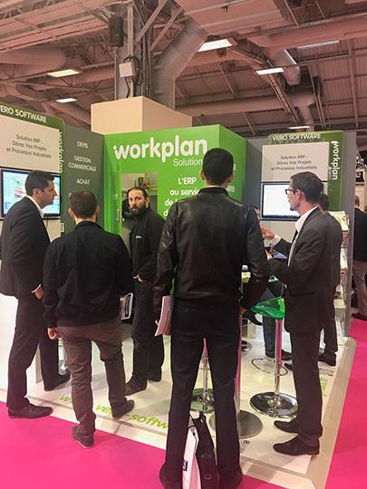WorkPLAN Solutions salon Solutions