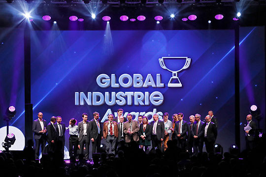 Global Industrie Awards 2018