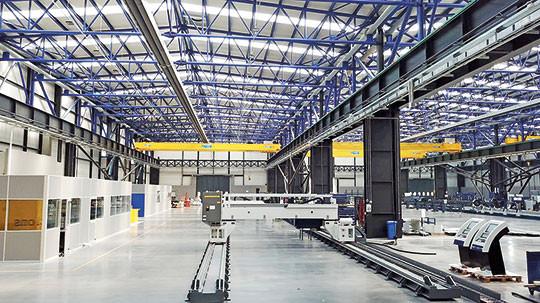 usine ttm laser