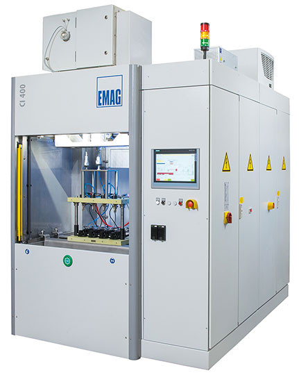 machine usinage ecm emag