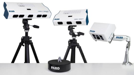 scanner 3d industriel faro cobalt design