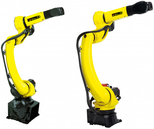 robot fanuc m10id