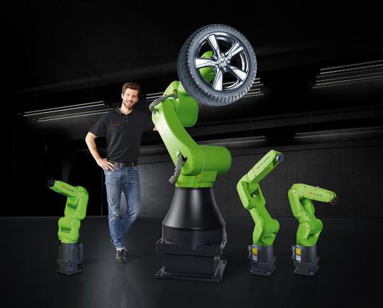 robot collaboratif fanuc cr