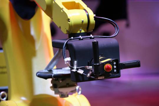 robot fanuc M20