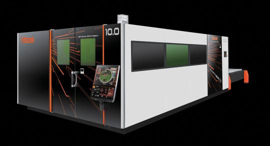 machine decoupe laser fibre mazak optiplex 3015