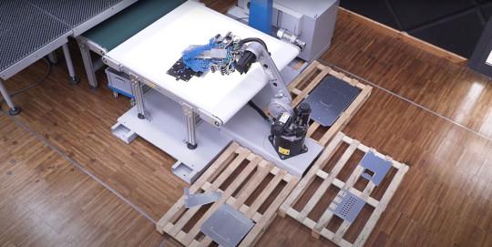 lantek programmer robot