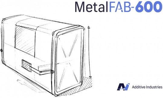 additive industries metalfab 600